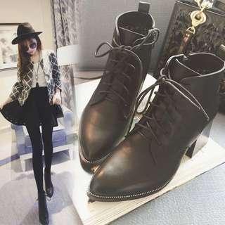 🚚 秋冬馬丁裸靴短靴