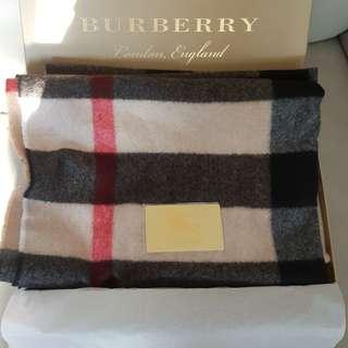 Burberry 頸巾
