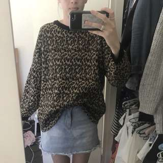 Cheetah jumper
