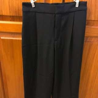 uniqlo寬褲