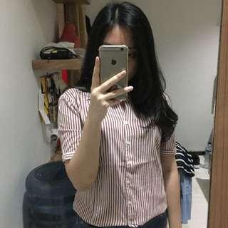 Hammer stripe shirt