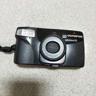 【二手】Olympus復古底片相機