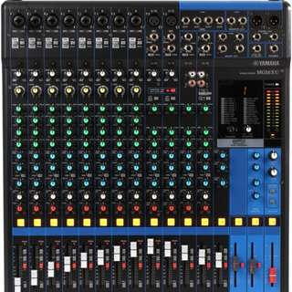 Mixer Yamaha MG16XU PRICE REDUCED!!!