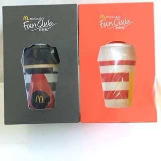 麥當勞叔叔杯 McDonald's Cup