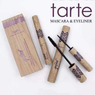 IN STOCK: Tarte Gifted Mascara + Eyeliner (Waterproof)