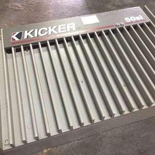 Kicker Amplifier