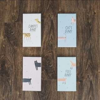Animal Cash Book