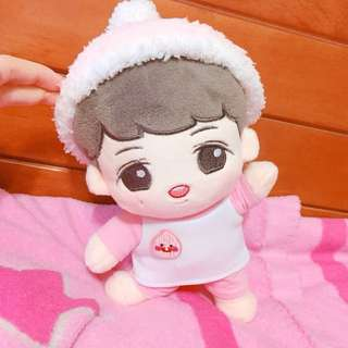 BTS EXO WannaOne Doll Apeach Set