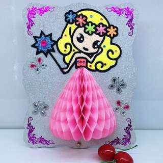 Chirstmas Snowflake Paper Princess Snow Mud Paint Frame Clay Clay DIY Clay Handmade Clay Particles DIY Making Gift for Children