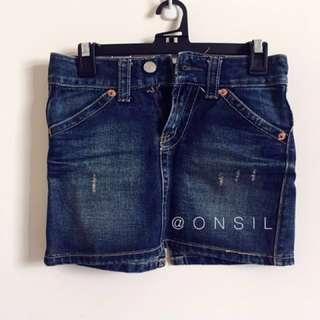 「單寧控」Someone Jeans 25腰牛仔短裙 #我的女裝可超取 #百元好物