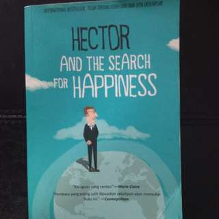 Novel international best seller: hector and the search of happiness