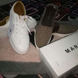 Maria & co  , white sneakers made in china