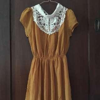 dress orange tua