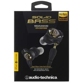 Audio Techinica ATH-CKS 1100IS Inner Ear Headphone