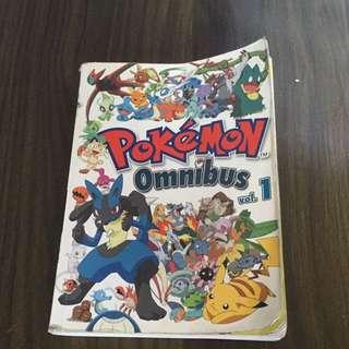 Preloved Pokemon Omnibus Vol. 1