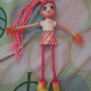 Vintage Mc donalds Betty Spaghetti doll