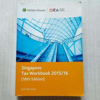 Singapore Tax Workbook