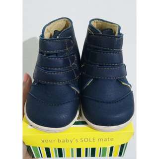 NEVY SHOES BABY