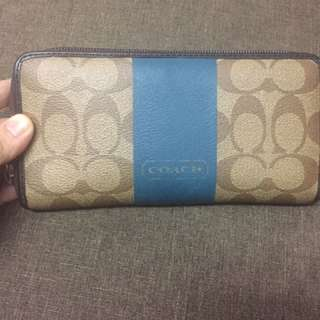 Preloved Authentic Coach Wallet (Men)