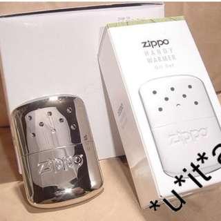講真話成13樣分別!用左日版就用吾返一般版喇!日本版ZIPPO 暖手器 ZHW-15 (暖蛋)內附133ML電油