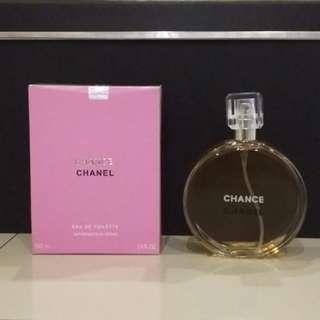 Parfum Singapur Chanel Chance