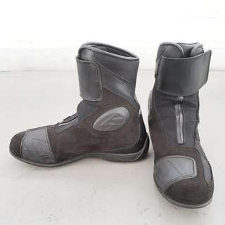 Spyke GoreTex Motorcycle Riding Boots