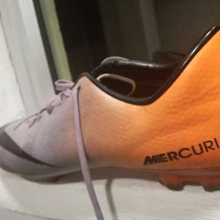 Nike Mercurial Boots size 13