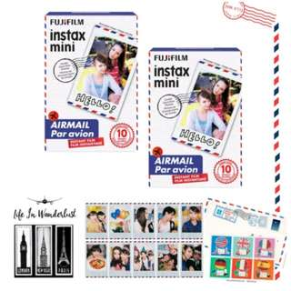 [BNIB] Instax Mini Films (AirMail Design) #1212YES