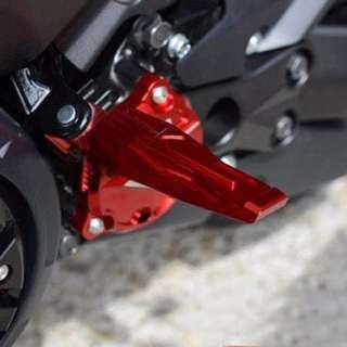 Yamaha MT09 TMAX500 TMAX TMAX530 XP500 XP530 foot pillion rear rider foot peg foot rest footrest pedal