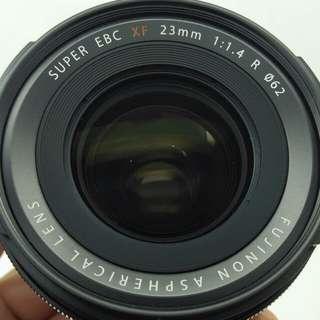 Fuji XT 23mm F1.4 R