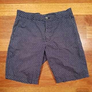 H&M shorts Navy Size 32