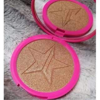 Jeffree Star Skin Frost SIBERIAN GOLD Highlighter 100% GENUINE & BRAND NEW (NO OFFERS)