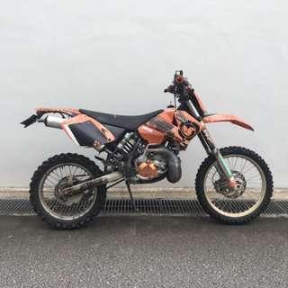 KTM 200 EGS 2021