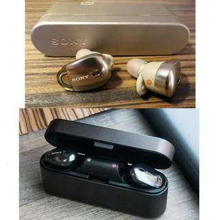 Sony WF-1000X 智能降噪真無線耳機 💖 全新行貨,保用一年