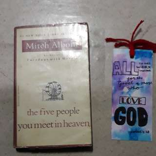Mitch Albom * the five people you meet in heaven