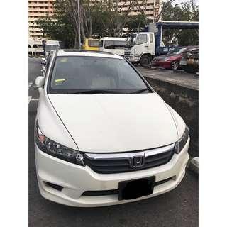 Honda Stream 1.8 Auto Sunroof