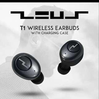 BN Zeus Bluetooth Wireless Headset Earphones