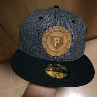New Era 59fifty cap 帽 size 7 5/8