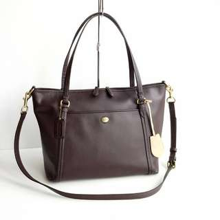 Coach Peyton Pocket Tote
