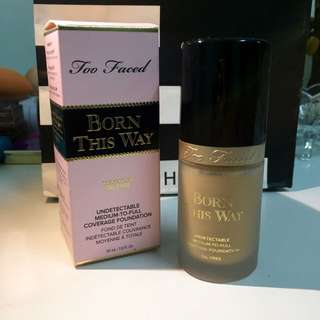 (INC POS) TOO FACED BORN THIS WAY FOUNDATION