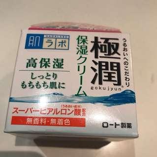 日本樂敦 肌研 極潤高保濕乳霜 50g