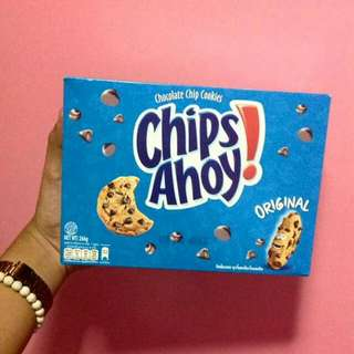 Chips ahoy!!