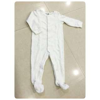 Baby one piece pyjamas