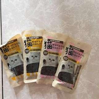 貓點心(4包)