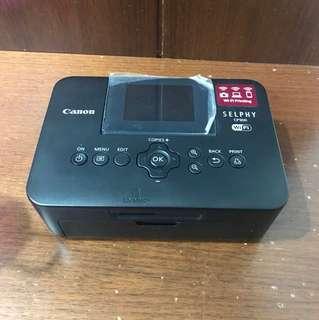 🚚 相印機 Canon CP900 送四包相片紙+兩個墨水夾