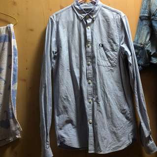 Fred perry shirt size s slim fit