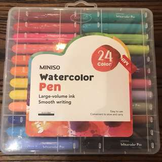MINISO watercolor pen