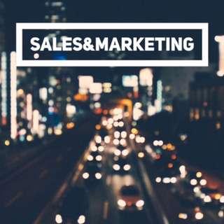 Events Leader (sales & marketing)