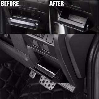 Car Fuse Coin Box Holder For Subaru Forester/Impreza/XV/Legacy