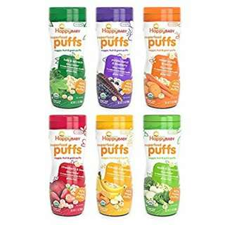 Happy Baby Puff,  3 for RM 53